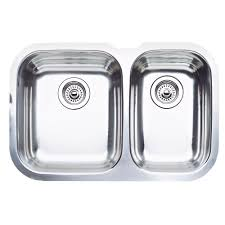 1 1 2 bowl kitchen sink niagara undermount stainless steel  in    bowl kitchen sink