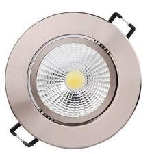 Встраиваемый светодиодный <b>светильник Horoz</b> 3W 6400К хром ...
