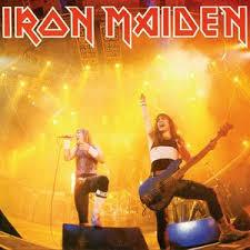 "<b>Iron Maiden Running</b> Free - Live 45rpm 7"" Vinyl | Iron maiden ..."