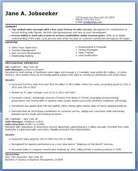 sales manager resume example   resume examples and resume