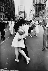 Image result for veterans coming home from WW2