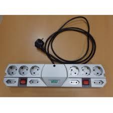 сетевой фильтр most hpw 6 sockets 2m black