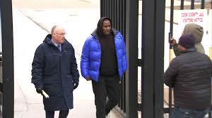 R. Kelly released from Cook County jail after pleading not guilty to ...