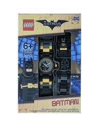 Часы наручные аналоговые <b>LEGO Batman Movie</b> (Лего Фильм ...