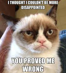 Strangely Enough, The World's 'Grumpiest' Cat Will Give You ... via Relatably.com