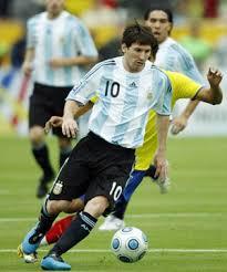 Internasional Piala Dunia  - Pra Piala Dunia 2014: Argentina bantai Ekuador 4-0