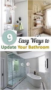 super fun easy boys bathroom
