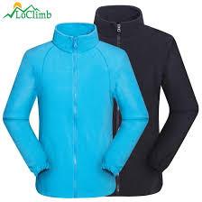 <b>LoClimb Outdoor</b> Fleece Hiking Jacket Men <b>Women</b> Autumn Winter ...