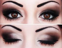 brown eyes with makeup for middot when choosing eyeshadow you should always take into consideration your eye color