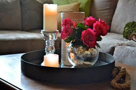 glass jar candles garden decor
