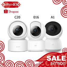 <b>Global Version Imilab</b> IP Camera Xiaomi Mijia CCTV 1080P 360 ...