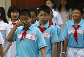Toxic School Uniforms Become The New  Dog Ate My Homework  In     China s international school boom