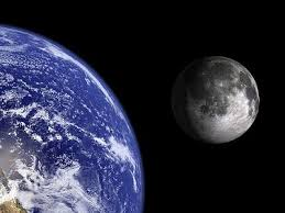of the Earth and Moon,