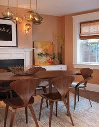 view in gallery combination of cherner armchair and side chairs at the dining table cherner furniture