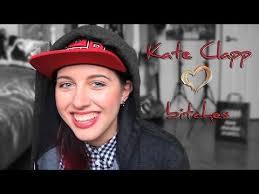 Любовь Кати Клэп (Kate Clapp) к своему зрителю - YouTube (с ...