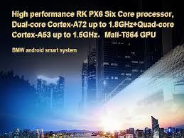 <b>Koason</b> PX6 Android 8.1 System <b>10.25 inch</b> IPS LCD Car Stereo ...