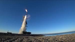 Применение БРК «<b>Бастион</b>» на учении сил Северного флота в ...