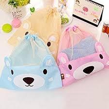 Buy Pink : <b>Cute</b> Bear Business Trip <b>Bag</b> for Clothes Bra <b>Kawaii</b> ...