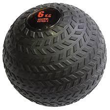 Купить <b>Медбол Original FitTools</b> FT-SMB-06, 6 кг <b>черный</b> по ...