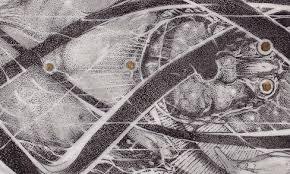 CYNIC / Uroboric Forms artwork ... - THE ART OF GUSTAVO SAZES