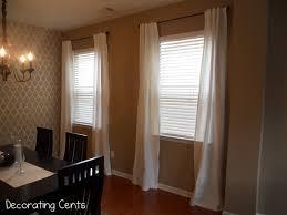 Dining Room Curtain Burnt Orange Curtains French Dining Room Curtains For Dining Room