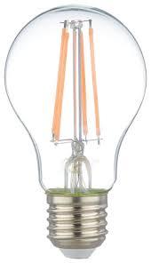 <b>Лампа</b> светодиодная для растений <b>REV</b> 32416 4, E27, <b>A60</b>, 7Вт