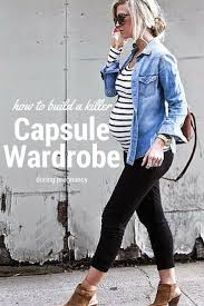 How to create your <b>maternity</b> capsule wardrobe More