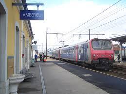 Gare d'Ambérieu