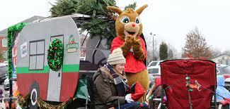 <b>Santa Claus Christmas</b> Parade in Santa Claus, Indiana