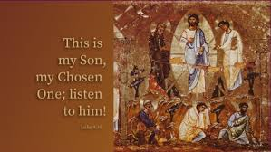 Image result for 2nd sunday of lent