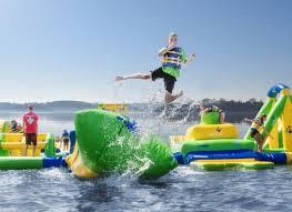 bewl <b>water</b> announces the <b>arrival</b> of <b>new outdoor aqua</b> park!