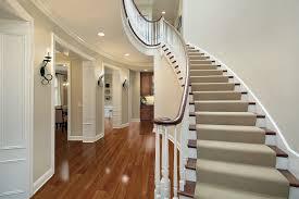 interior best luxury vinyl wood plank flooring for hallway under staircase modern house design with cream best lighting for hallways