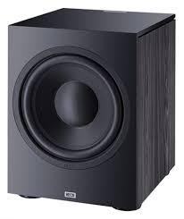 <b>Сабвуфер Heco Aurora</b> Sub 30A Ebony Black: цена, описание ...