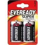 Купить <b>Батарейки Eveready Super Heavy</b> Duty D/R20 (2шт ...