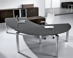 glass office furniture full size of black and white office furniture