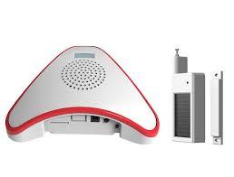 Solar <b>Wireless Door</b>/Window <b>Magnetic Sensor</b> Alarm – American ...