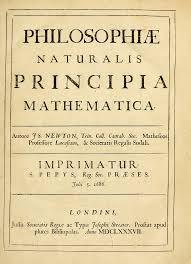 philosophi aelig naturalis principia mathematica