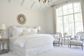 Shabby Chic Bedroom Wall Colors : Modern shabby chic white bedroom ideas