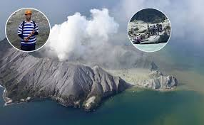 White Island volcano erupts in Bay of Plenty: six dead, eight missing ...