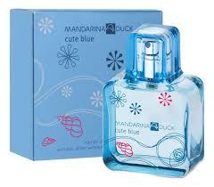 Духи Mandarina Duck <b>Cute Blue Woman</b> купить для женщин, цены ...