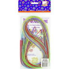 <b>Нити для</b> плетения <b>Fancy Creative</b> Металлик, артикул: FD020017 ...