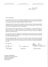 barneybonesus marvellous letter to european commissioners feb cc barneybonesus marvellous letter to european commissioners feb cc heavenly ccletterreply cute legal assistant cover letter sample no experience