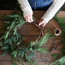 ИНТЕРЬЕРНЫЕ ВЕНКИ: лучшие изображения (46) | Christmas ...