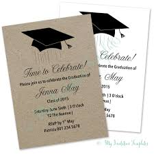 graduation invitations archives my invitation templates for diy graduation invitation template mortar board
