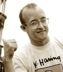 Keith Haring: Finishing the walls - Keith-Haring-1