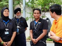 do you know how much our security officers are paid working security officer in singapore