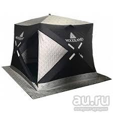 <b>Зимняя палатка куб Woodland</b> Ultra Comfort 230*230*205 ...