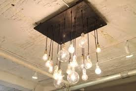 their modern chic light fixtures are made from reclaimed wood lamp parts all bulbs are standard base can easily be replaced with a trip to the grocery chic lighting fixtures