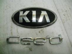 Эмблема Kia Ceed