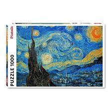 <b>Пазл PIATNIK</b> 540363 <b>Винсент</b> ван Гог Звездная ночь — купить в ...